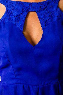 Комбинезон Angel                                                                                                              синий цвет