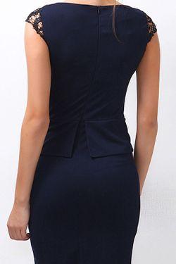 Платье Boutiquen                                                                                                              синий цвет