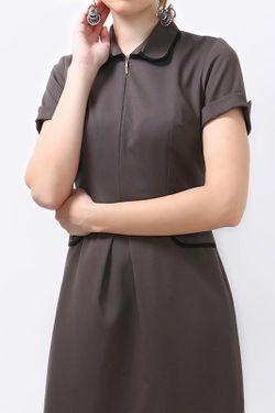 Платье Boutiquen                                                                                                              серый цвет