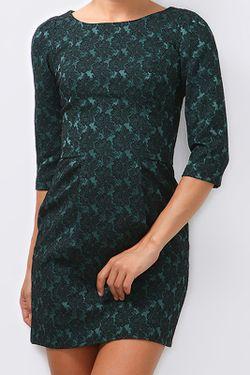 Платье Boutiquen                                                                                                              зелёный цвет