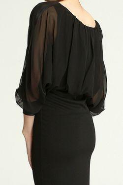 Платье Boutiquen                                                                                                              чёрный цвет