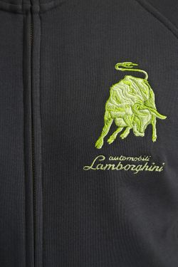 Свитшот Automobili Lamborghini                                                                                                              зелёный цвет