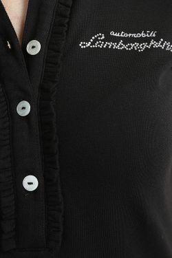 Платье Automobili Lamborghini                                                                                                              черный цвет