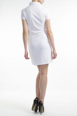 Платье Automobili Lamborghini                                                                                                              белый цвет