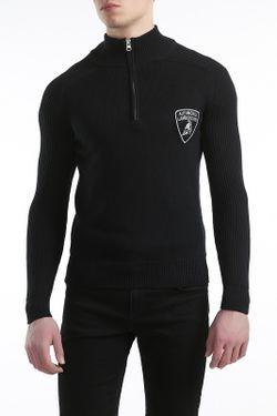 Свитер Automobili Lamborghini                                                                                                              черный цвет