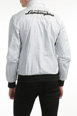 Куртка Automobili Lamborghini                                                                                                              серый цвет