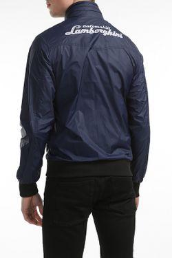 Куртка Automobili Lamborghini                                                                                                              синий цвет