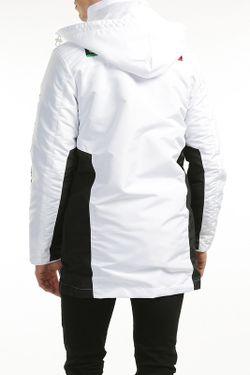 Куртка Automobili Lamborghini                                                                                                              белый цвет