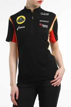 Рубашка-Поло Lotus                                                                                                              чёрный цвет