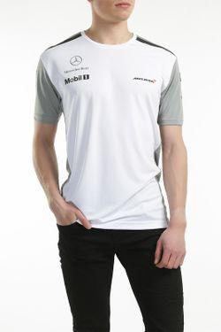 Футболка Vodafone Mclaren Mercedes                                                                                                              белый цвет