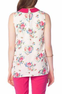 Блуза Ironi                                                                                                              многоцветный цвет