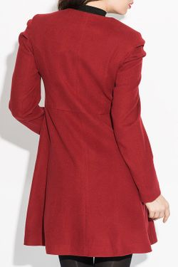Пальто Ironi                                                                                                              красный цвет