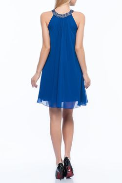Платье Ironi                                                                                                              синий цвет