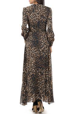 Платье Ironi                                                                                                              коричневый цвет