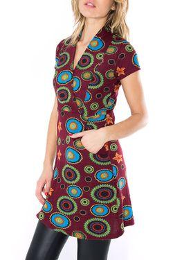 Платье Purple Jam                                                                                                              многоцветный цвет