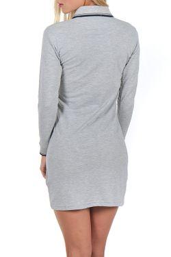 Платье Giorgio Di Mare                                                                                                              серый цвет