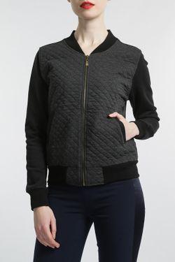 Куртка MBYMAIOCCI                                                                                                              чёрный цвет