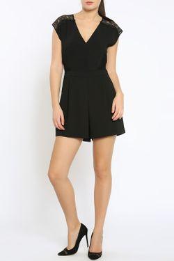 Комбинезон Emma Monti                                                                                                              черный цвет