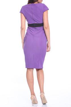 Платье Emma Monti                                                                                                              фиолетовый цвет