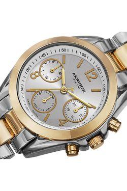 Часы Akribos Xxiv                                                                                                              Серебряный цвет