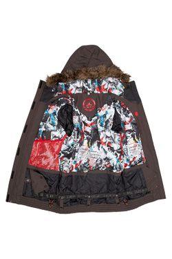 Куртка Chiemsee                                                                                                              коричневый цвет