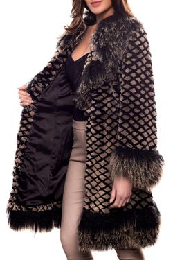 Пальто Giorgio                                                                                                              чёрный цвет