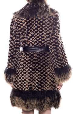 Пальто Giorgio                                                                                                              черный цвет