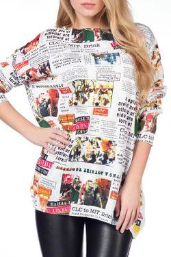 Блуза Htn                                                                                                              None цвет