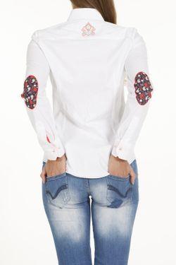Рубашка Pontto                                                                                                              белый цвет