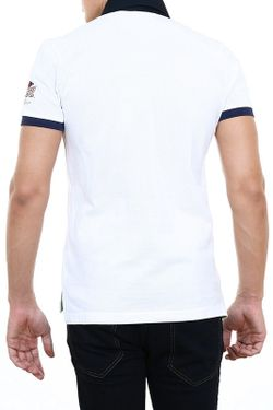 Рубашка-Поло Pontto                                                                                                              белый цвет