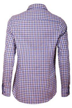 Рубашка Pontto                                                                                                              фиолетовый цвет