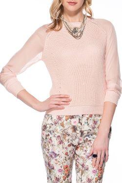 Джемпер Dilvin                                                                                                              розовый цвет