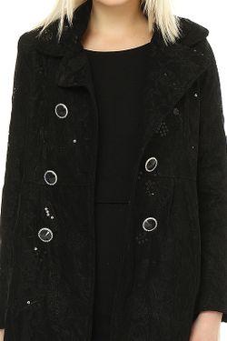 Пальто ELEGANT TOUCH                                                                                                              черный цвет