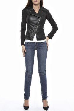 Куртка L.Y.N.N By Carla Ferreri                                                                                                              чёрный цвет