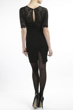 Платье ANTONIO GAROFANO                                                                                                              чёрный цвет