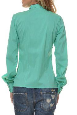 Рубашка Selfie                                                                                                              зелёный цвет