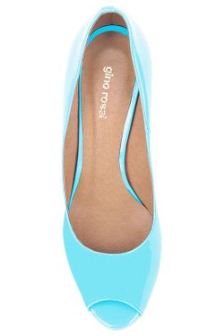 Туфли Gino Rossi                                                                                                              синий цвет