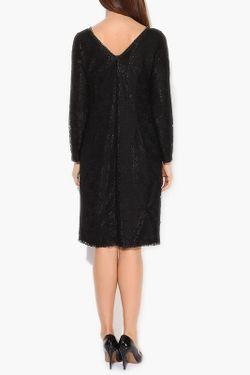 Платье Exline                                                                                                              черный цвет