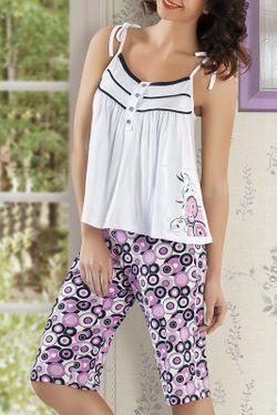 Пижама Maranda                                                                                                              многоцветный цвет