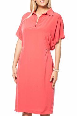 Платье Zedd Plus                                                                                                              красный цвет