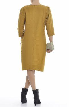 Платье Zedd Plus                                                                                                              желтый цвет