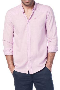 Рубашка Kappa                                                                                                              розовый цвет