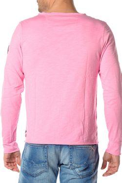 Лонгслив DN67                                                                                                              розовый цвет
