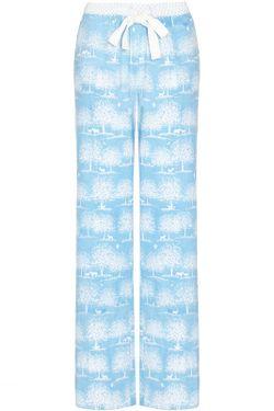 Брюки Yumi                                                                                                              синий цвет