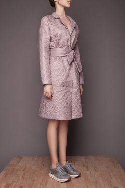 Пальто Anna Yakovenko                                                                                                              бежевый цвет