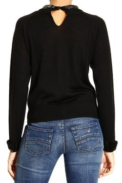 Пуловер ARMANI JEANS                                                                                                              None цвет