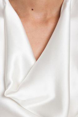 Блуза Simple                                                                                                              белый цвет