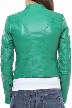 Куртка L.Y.N.N By Carla Ferreri                                                                                                              зелёный цвет