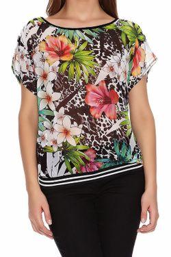 Блуза Rinascimento                                                                                                              многоцветный цвет
