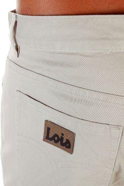 Брюки Lois Paul & Partners                                                                                                              бежевый цвет